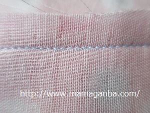 布ナプキンの作り方